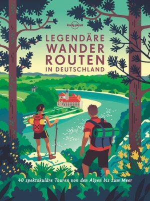 Legendäre Wanderrouten in Deutschland Alpen Meer